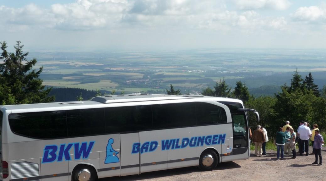 """Blick vom """"Großen Inselsberg"""""""