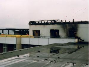 Penthausbrand, HWK II, Januar 1989