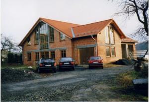 Feuerwehrhaus, Neubau 1993