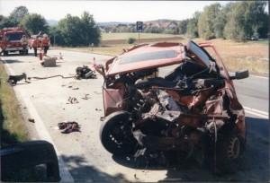 B 3 PKW und LKW 1997