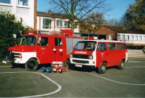 LF 8 und MTW, 1989