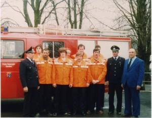 Schutzanzüge 1982