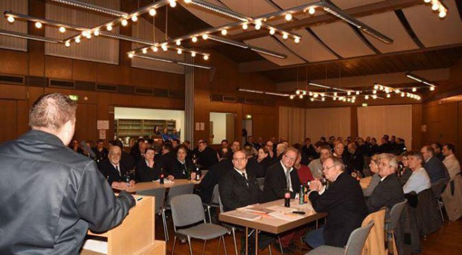 Jahreshauptversammlung der Feuerwehren Bad Zwesten