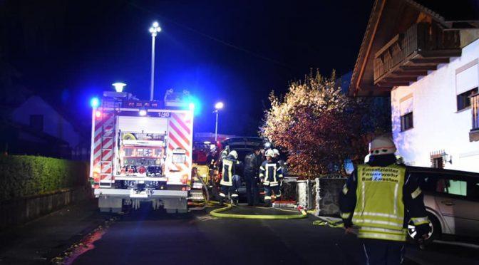 F 2 – Schornsteinbrand