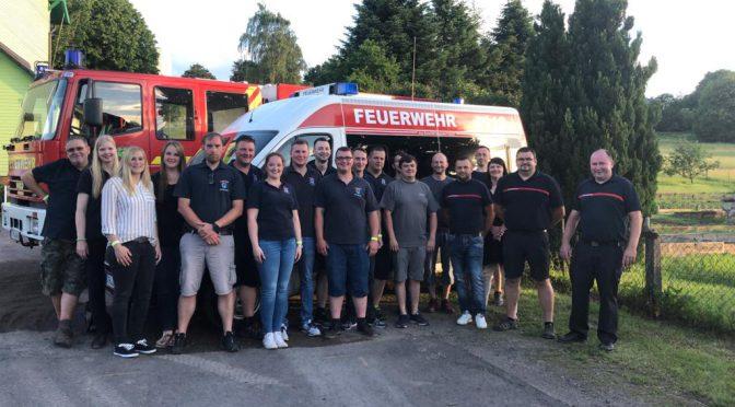 Partnerwehr Finsterbergen in Thüringen besucht
